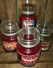 YANKEE CANDLE 14.5 OZ MEDIUM JAR - RETIRED SCENTS AND LABELS - YOU CHOOSE