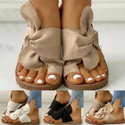 Women Summer Slippers Fashion Solid Shoes Flops Casual Beach Slippers Beach Home