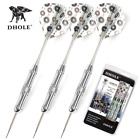 CUESOUL DHOLE Steel Tip Darts 23g/24g/26g/27g for Your Choice