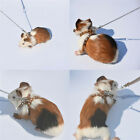 Hamster Traction Rope Guinea Pig Chest Strap Training Rope Pet Products