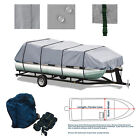 Crest 230 CHATEAU CP2 CP3 Trailerable pontoon Deck Boat waterproof Storage Cover