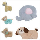 Baby Pillow Cartoon Animal Shape Cotton Breath Comfortable Anti Roll Pillow