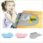 Portable Placemat Food Grade Silicone Placemat for Baby Safety Products