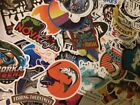 Fishing Stickers, Various, Sea, Fresh, Fly, World, Fishing Stickers, Angling, 1