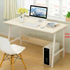 31/47inch Computer Table Wood Computer Laptop Desk Study Workstation Home Office
