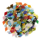 Many Style Glass Mosaic Tiles Tessera For Mosaic Making Crafts Supplies