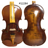 More images of Baroque style song maestro violin 4 / 4,maple wood fingerboard with carving#12884
