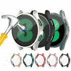 Full Cover Screen Protector Shell Case For Samsung Galaxy Watch 4 40mm 44mm