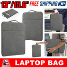 Laptop Case Cover Bag Carry Handbag Sleeve Pouch For MacBook Air/Pro 13 15.6''
