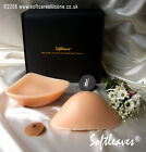 Softleaves Silicone Breasts FalseTwo Breast  Forms Bra