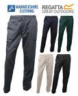 Regatta Mens Action Trousers 5 Colours Available Water Repellent Outdoor Trouser