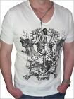 T-Shirt V NECK WITH CHAIN T MAN VSCT CLUBWEAR  S M L XL