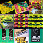 FILTER TIPS ROLLING PAPERS BULL BRAND VARIOUS FREE P&P