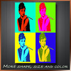 Andy Warhol Audrey Hepburn Pop Art Artist Printing Canvas Box Ready To Hang More