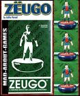 SUBBUTEO TEAMS by ZEUGO Table Soccer Football Game Miniature Figures Game Toy