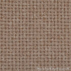 Cheap Hardwearing Beige & Light Brown Dot Looped Carpet, Bedroom Quality 4m Wide