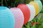 "8""/20CM Egg-Shaped Paper Lantern Wedding Party Home Decor(Pack Of 6)"