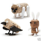 Brand New Monkey Business Corkers DIY Wine Cork Animal Stylish Decorative Puzzle