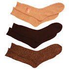 6 x Mens Big Foot XL King Size Wool Rich Boot Socks (Extra Large)