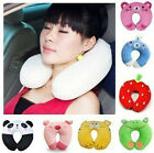 Cute Cartoon U-shaped Pillow/Travel Pillow/U-car Pillow/U-shaped Neck Pillow