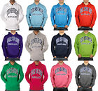 Great Gift: Edinburgh Scotland Printed Hooded Top Multiple Colours & Sizes