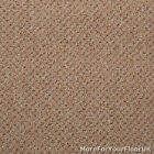 5 Metre Wide Carpet, Golden Beige Carpet, Hardwearing Stain Resistant Loop