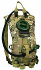 HIGHLANDER PRO-FORCE 1.5L TROJAN HYDRATION PACK,DURAFLEX BUCKLES,MULTICAM,DPM