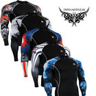 mens skin compression base layer clothing tights top long sleeve top gear shirt