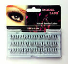 X 6 Packets MODEL LASH Natural Fashion Individual Lashes THICK FLARE The Best***