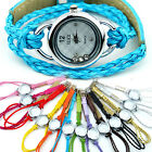 NEW Quartz Bracelet Charm Ladies Quartz Woman  Candy Wrist Watch Colorful