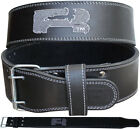 RDX Weight Lifting Leather Belt Back Support Straps Gym Power Training Work out