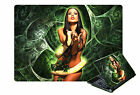 Laptop Skin Sticker Sexy Snake Girl Style Self Adhesive vinyl Various Size