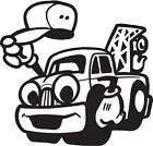 Childs Recovery Truck Sticker Wall Art Decal for Walls Furniture Vehicle 4110094