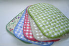 2 x Quilted Placemats. Various Colours.  Easy Care.