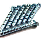 M12 x 130mm  HEX HEAD SELF TAPPING CONCRETE ANCHOR BOLTS (THUNDERBOLTS) (FWS)