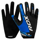 RDX Weight Lifting Gym Gloves Exercise WorkOut Training Fitness Cycling Gloves B