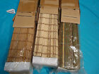 "JCPenney Woven Wood MATCHSTICK & TWINE Roman Shade Blind Assorted 64""L"
