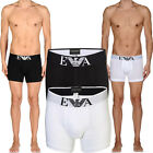 EMPORIO ARMANI BOXER TRUNKS - STRETCH COTTON (BRAND NEW)