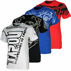 Tapout Herren T-Shirt S M L XL XXL Hardcore Darkside Bolt Felony Corruption neu
