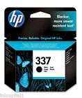 HP No 337 Black Original OEM Inkjet Cartridge C9364EE For Deskjet Printer