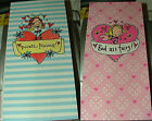 Juicy Lucy Fairy NotePad : Pirate Princess! Memo Pad 60 Sheets Per Pad