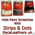 MOTO MOTORCYCLE STRIPS AND DOTS - DISGUISE PAINT WORK SCRATCH REPAIR - PROTECTOR