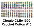 Circulo CLEA1000 155g 1000m Crochet Cotton Knitting Thread Yarn #10 Chart 1 of 3