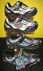 Skechers Race Car Black and Navy or White, Black and Red Hot Light Trainers