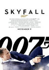 New Movie Poster Print: Skyfall James Bond  **DISCOUNTED OFFERS** A3 / A4 £5.75 GBP