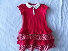 NWT Girl's Gymboree Cherry Cute red polo short sleeve dress ~ 4 5 6 10 12