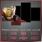' The Avengers Iron Man ' Comics Movie Film Canvas Wall Art Deco