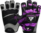 RDX Ladies Weight Lifting Gloves Women Fitness Yoga Gym Workout Cycling Training