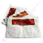 A6 / C6 PRINTED DOCUMENT ENCLOSED WALLETS LABELS SLIPS CHEAP OFFER *SELECT QTY*