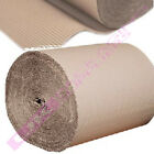 750mm HIGH CARDBOARD CORRUGATED WRAPPING PAPER ROLLS CHEAP *SELECT LENGTH + QTY*